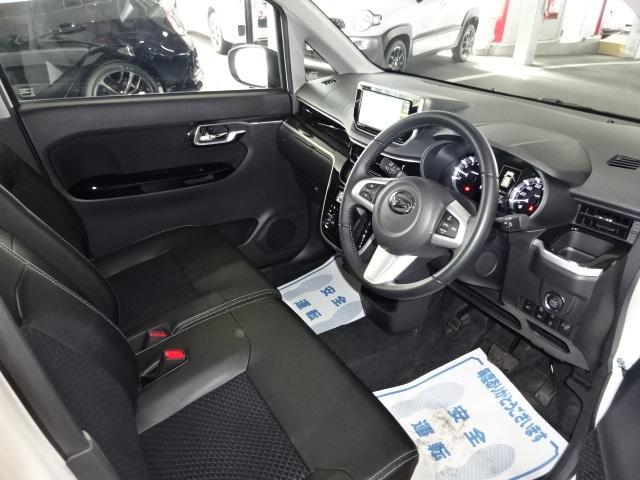 カスタム RS ハイパーSAIII SDナビ フルセグ パノラマモニター シートヒーター LED スマートキー 純正15アルミ(7枚目)