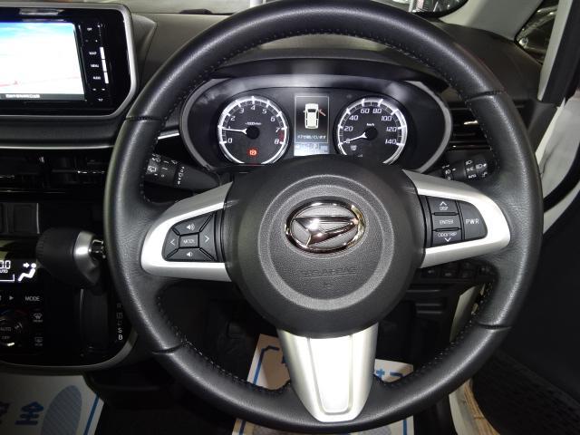 カスタム RS ハイパーSAIII SDナビ フルセグ パノラマモニター シートヒーター LED スマートキー 純正15アルミ(9枚目)