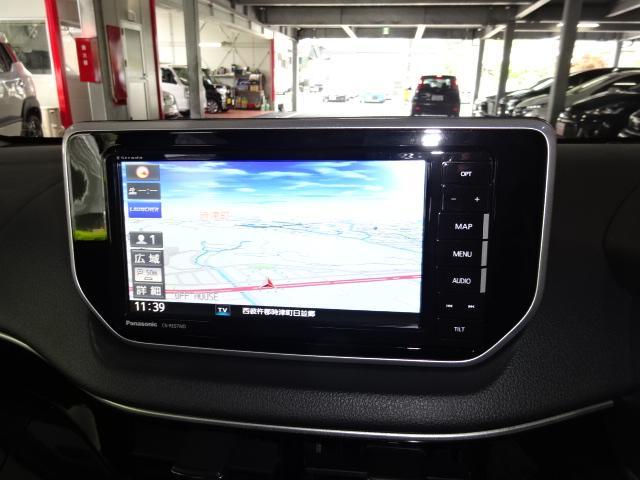 カスタム RS ハイパーSAIII SDナビ フルセグ パノラマモニター シートヒーター LED スマートキー 純正15アルミ(10枚目)