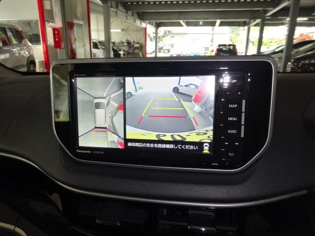 カスタム RS ハイパーSAIII SDナビ フルセグ パノラマモニター シートヒーター LED スマートキー 純正15アルミ(11枚目)