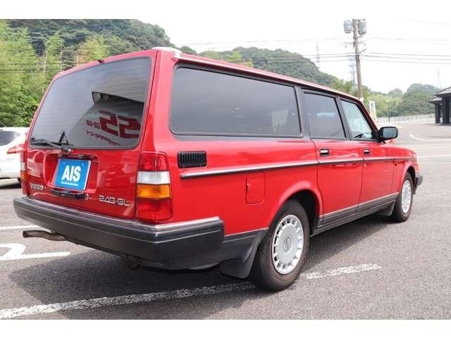 「ボルボ」「240ワゴン」「ステーションワゴン」「長崎県」の中古車7