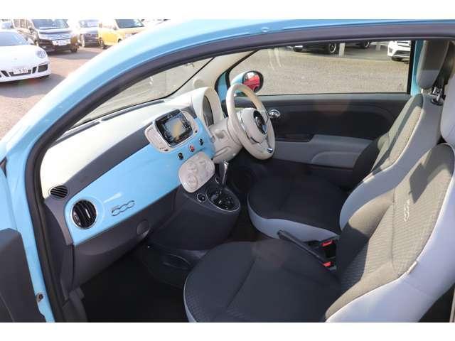 「フィアット」「500(チンクエチェント)」「コンパクトカー」「長崎県」の中古車10