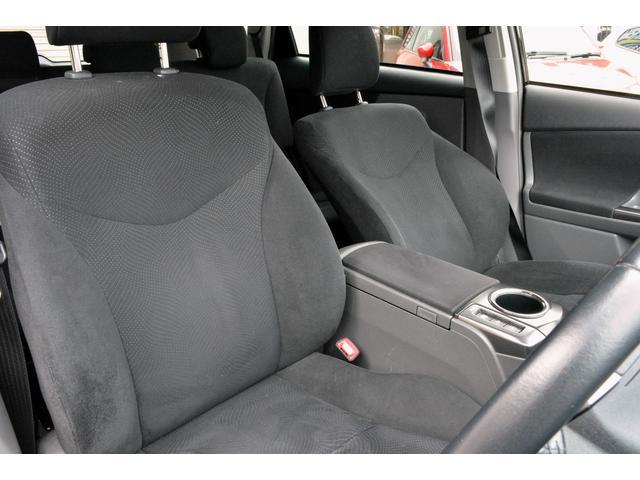 トヨタ プリウスアルファ S チューン ブラック ナビ 後席モニター 車高調