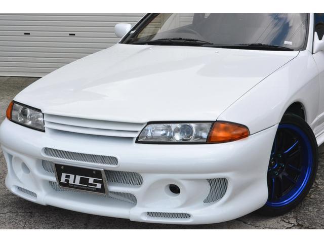 GT-R 18インチアルミ マフラー エアクリ ETC(7枚目)