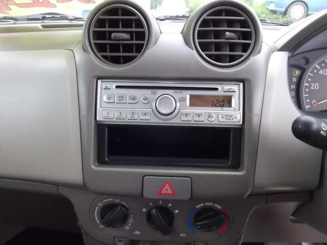 日産 ピノ S ETC CDコンポ