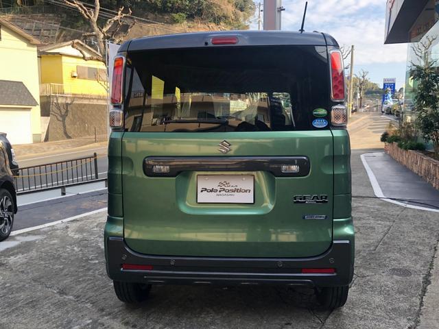「スズキ」「スペーシアギア」「コンパクトカー」「長崎県」の中古車14