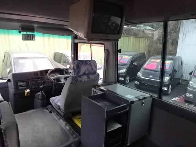 日産 シビリアンバス マイクロバス28人乗り