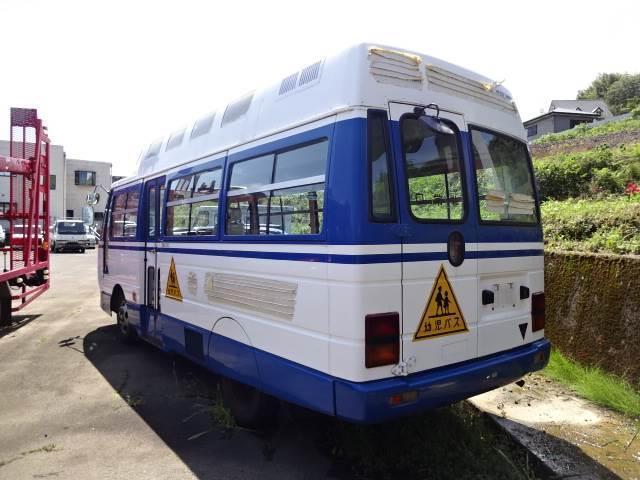 幼児バス 乗車定員 大人3人 幼児38人(4枚目)