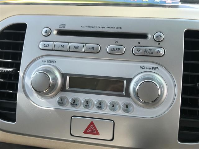 G キーレス 純正CDオーディオ ベンチシート 盗難防止S(13枚目)