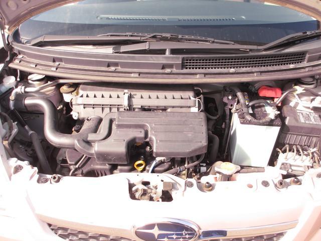 L キーレス 純正CDオーディオ 盗難防止システム 運転席エアバッグ 助手席エアバッグ ABS エアコン パワステ パワーウィンドウ 衝突安全ボディ インパネCVT(15枚目)