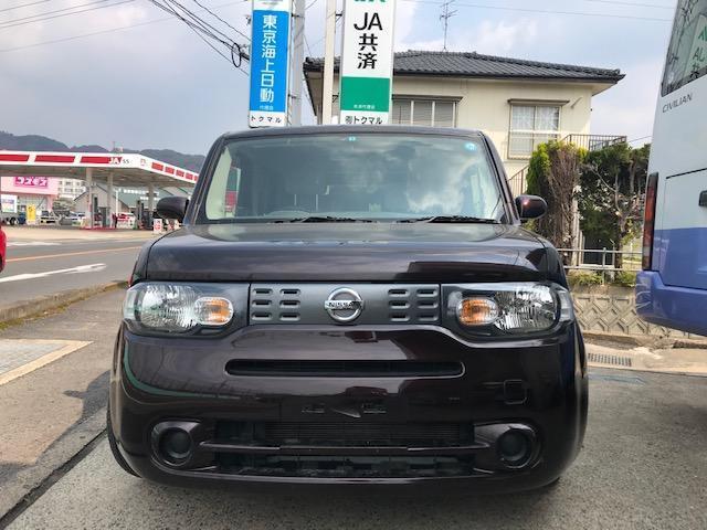 「日産」「キューブ」「ミニバン・ワンボックス」「長崎県」の中古車4