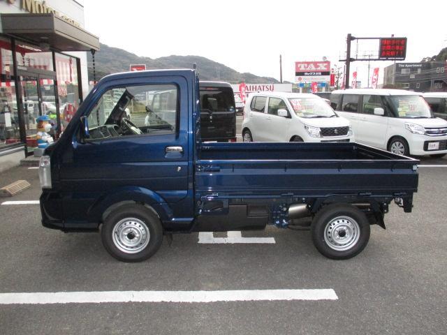 KCスペシャル 4WD 5速MT 三方開 キーレス(6枚目)