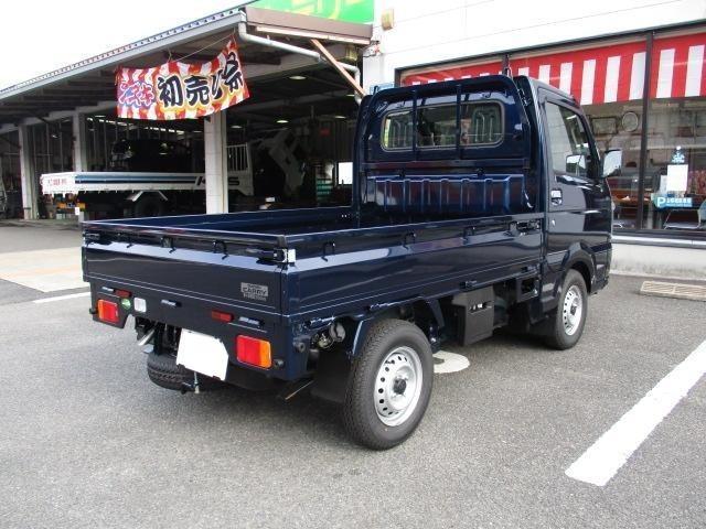 KCスペシャル 4WD 5速MT 三方開 キーレス(8枚目)