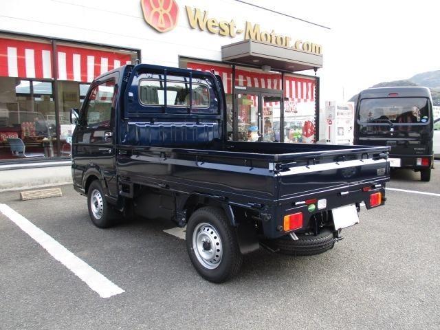 KCスペシャル 4WD 5速MT 三方開 キーレス(9枚目)
