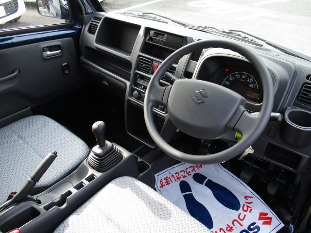 KCスペシャル 4WD 5速MT 三方開 キーレス(13枚目)