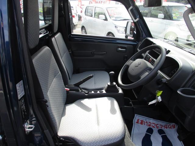 KCスペシャル 4WD 5速MT 三方開 キーレス(14枚目)