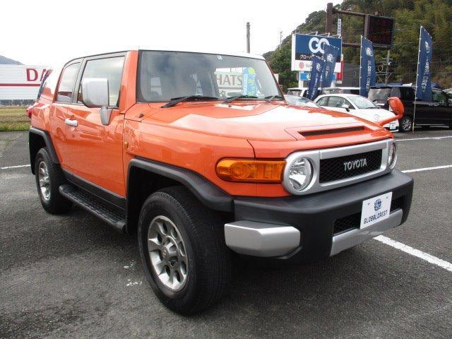 「トヨタ」「FJクルーザー」「SUV・クロカン」「長崎県」の中古車6
