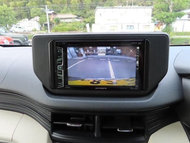 G スマートアシスト カロッツエリアオーディオフルセグTV DVD バックカメラ装備(14枚目)