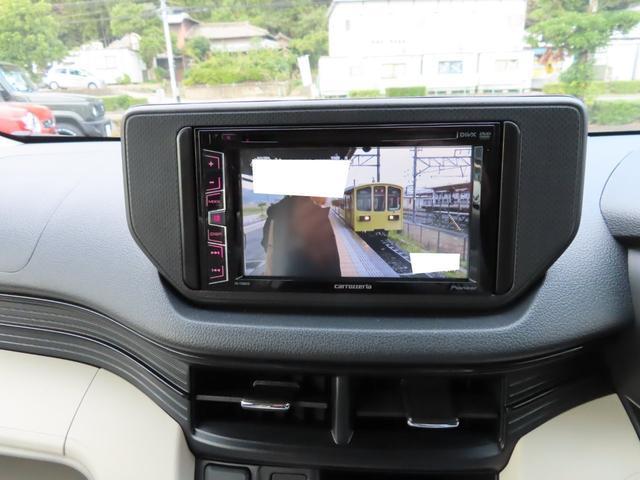 G スマートアシスト カロッツエリアオーディオフルセグTV DVD バックカメラ装備(15枚目)