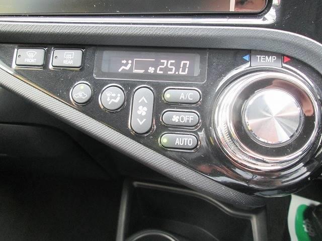 トヨタ アクア 1.5G G's
