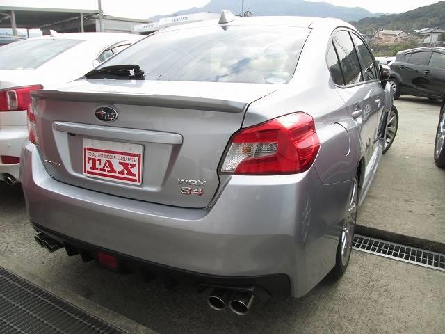 スバル WRX S4 2.0GT-S EyeSight