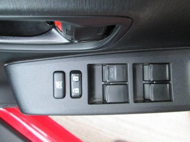 トヨタ ヴィッツ 1.3F プライバシーガラス