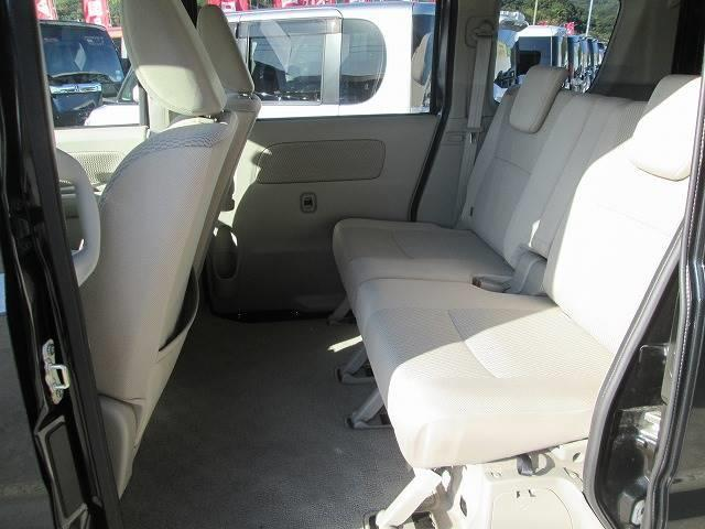 スズキ エブリイワゴン ハイルーフ PZターボ オートライト・HID 電動スライド