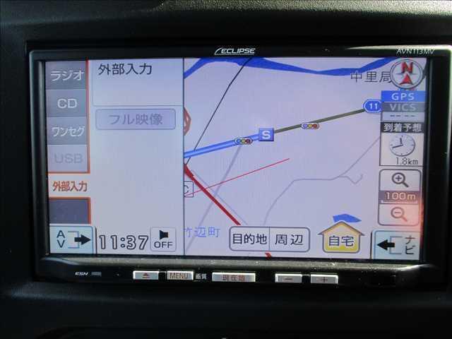 XG メモリーナビ ワンセグTV 4WD ターボ キーレス(10枚目)