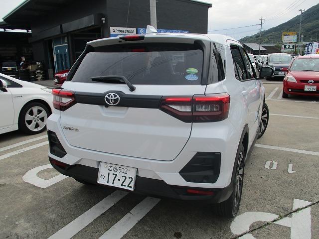 「トヨタ」「ライズ」「SUV・クロカン」「長崎県」の中古車3