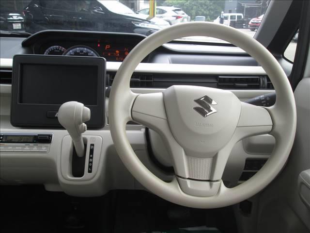 ハイブリッドFX セーフティパッケージ デュアルセンサーブレーキ アイドリングストップ レーンアシスト ヘッドアップディスプレイ スマートキー プッシュスタート シートヒーター オートライト ベンチシート(9枚目)