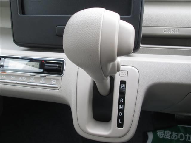 ハイブリッドFX セーフティパッケージ デュアルセンサーブレーキ アイドリングストップ レーンアシスト ヘッドアップディスプレイ スマートキー プッシュスタート シートヒーター オートライト ベンチシート(11枚目)
