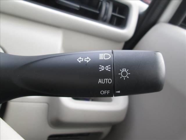 ハイブリッドFX セーフティパッケージ デュアルセンサーブレーキ アイドリングストップ レーンアシスト ヘッドアップディスプレイ スマートキー プッシュスタート シートヒーター オートライト ベンチシート(13枚目)
