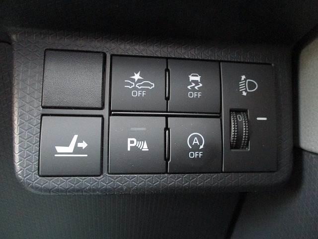 X 衝突被害軽減ブレーキ 電動スライドドア ディスプレイCDオーディオ 全方位カメラ アイドリングストップ スマートキー プッシュスタート LEDライト(11枚目)