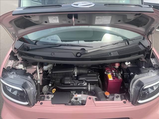 X 衝突被害軽減ブレーキ 電動スライドドア ディスプレイCDオーディオ 全方位カメラ アイドリングストップ スマートキー プッシュスタート LEDライト(20枚目)