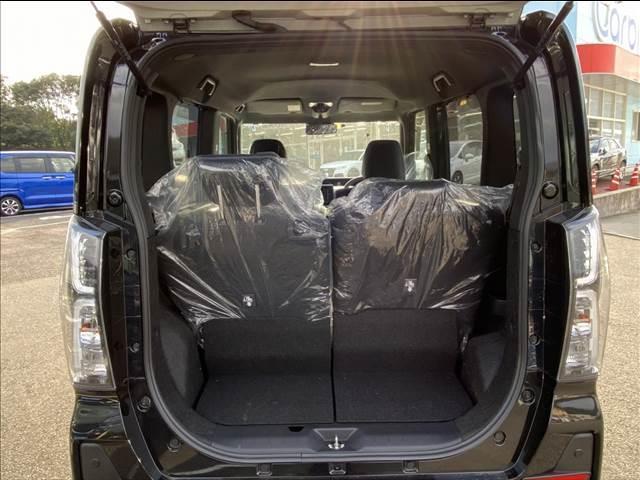 カスタムRS 衝突被害軽減ブレーキ 両側電動スライドドア クリアランスソナー LEDライト オートライト アイドリングストップ ETC バックカメラ スマートキー プッシュスタート ベンチシート フルフラットシート(6枚目)
