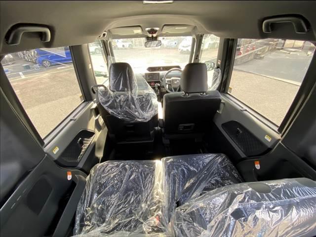 カスタムRS 衝突被害軽減ブレーキ 両側電動スライドドア クリアランスソナー LEDライト オートライト アイドリングストップ ETC バックカメラ スマートキー プッシュスタート ベンチシート フルフラットシート(11枚目)