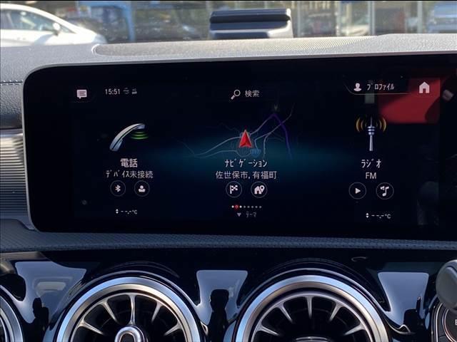 A200d AMGレザーエクスクルーシブパッケージ ターボ サンルーフ 衝突被害軽減ブレーキ 純正ナビ ETC 全方位カメラ フルセグTV DVD再生 CD再生 LEDライト オートライト レザーシート シートヒーター パワーシート スマートキー(14枚目)