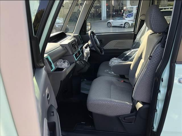Xセレクション 衝突被害軽減ブレーキ CDオーディオ 電動スライドドア クリアランスソナー LEDライト オートライト シートヒーター アイドリングストップ スマートキー ベンチシート フルフラットシート(3枚目)
