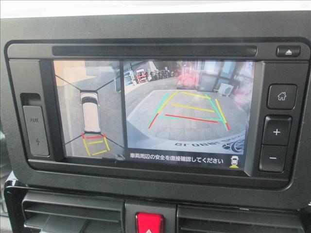 カスタムRS 衝突被害軽減ブレーキ ディスプレイオーディオ ETC 全方位カメラ DVD再生 CD再生 両側電動スライドドア クリアランスソナー LEDライト オートライト ハーフレザーシート 純正アルミホイール(10枚目)