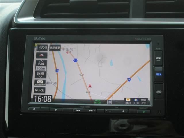 13G・F ホンダセンシング 衝突被害軽減ブレーキ メモリーナビ ETC バックカメラ USB接続 Bluetooth接続 オートライト オートマチックハイビーム レーンアシスト アイドリングストップ(9枚目)