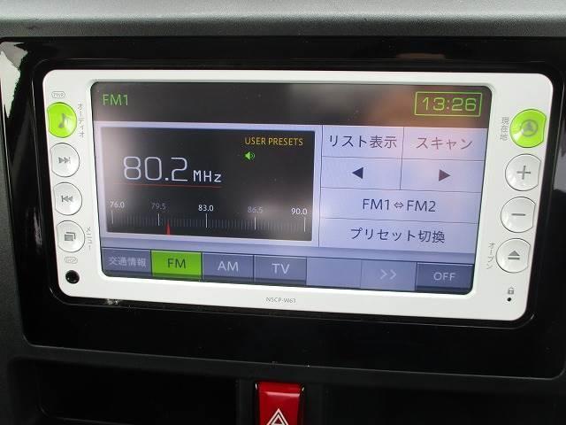 X メモリーナビワンセグTV CD再生 電動スライドドア スマートキー プッシュスタート 盗難防止付きシステム ETC 純正アルミホイール アイドリングストップ 電動格納ミラー オートライト(9枚目)