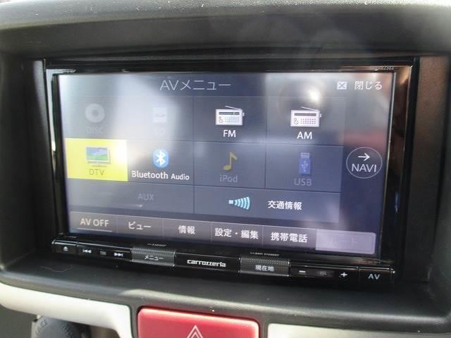 JPターボ セーフティセンス メモリーナビワンセグTV バックモニター CD再生 DVD再生 Bluetooth接続OK USB入力端子 衝突被害軽減システム レーンアシスト 両側スライドドア スマートキー(9枚目)