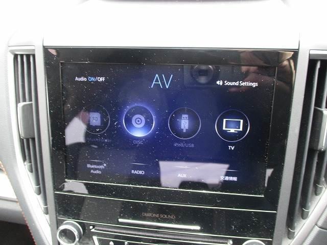 2.0i-S アイサイト 4WD メモリーナビフルセグTV バックモニター CD再生 DVD再生 Bluetooth接続 衝突被害軽減システム スマートキー プッシュスタート 盗難防止付きシステム LEDヘッドランプ(10枚目)