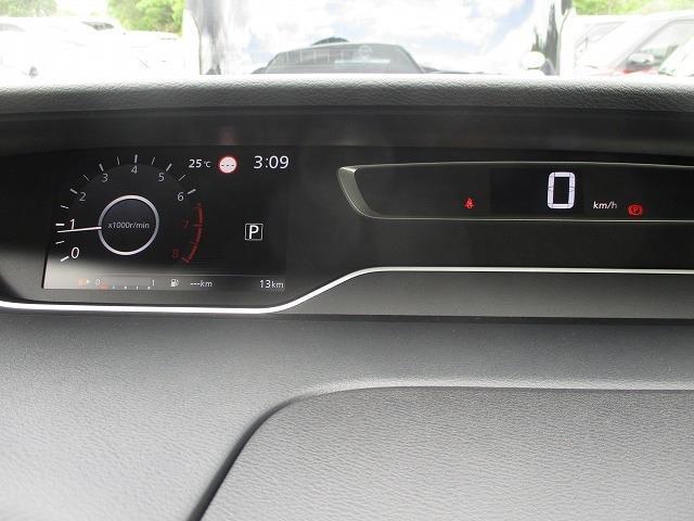 ハイウェイスターV バックモニター アラウンドビューモニター 両側電動スライドドア 純正アルミホイール スマートキー プッシュスタート オートマチックハイビーム レーンアシスト LEDヘッドライト 3列シート(9枚目)