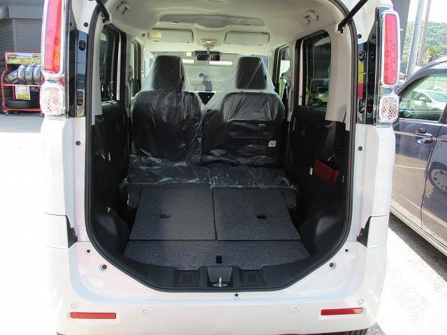 ハイブリッドX バックモニター CD再生 両側電動スライドドア スマートキー 盗難防止付きシステム オートライト シートヒーター 横滑り防止装置(13枚目)