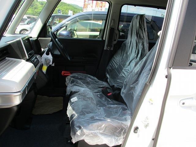 ハイブリッドX バックモニター CD再生 両側電動スライドドア スマートキー 盗難防止付きシステム オートライト シートヒーター 横滑り防止装置(15枚目)