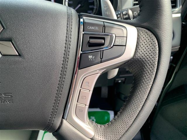 ジャスパー 登録済未使用車 禁煙車 バックモニター 全周囲モニター オートクルーズコントロール 純正アルミホイール スマートキー 衝突被害軽減ブレーキ アイドリングストップ LEDヘッドライト 3列シート(11枚目)