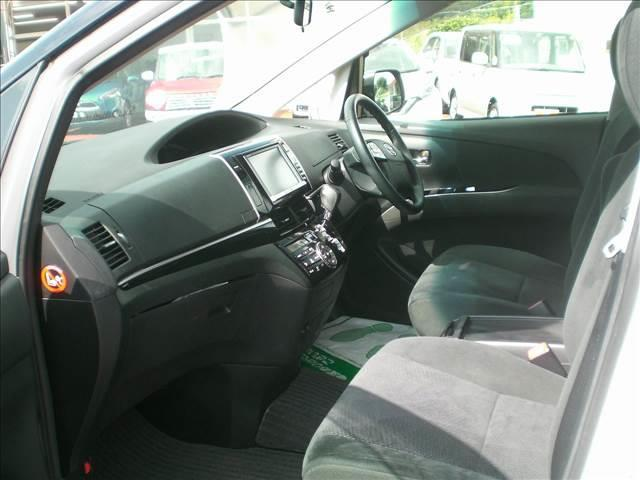 トヨタ エスティマ 2.4アエラス 7人乗 両側パワースライドドア