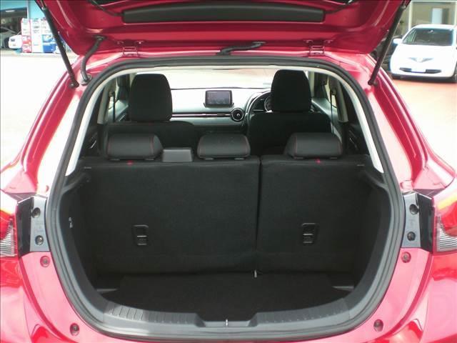 マツダ デミオ 1.5XD Touring SCBS