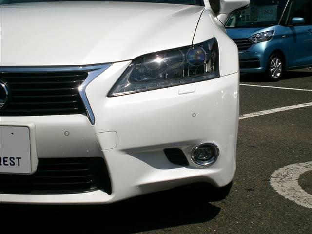 2.5GS300h I package 黒革エアーシート(2枚目)